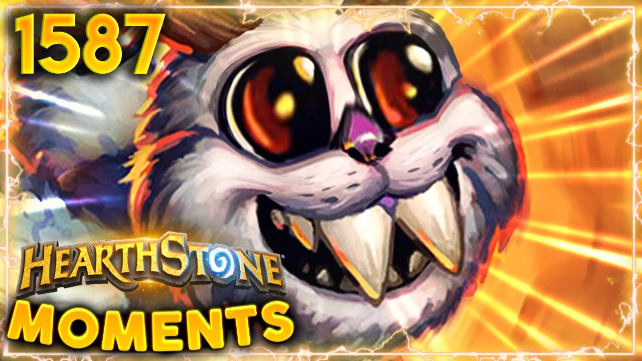 ZEPH HURRY UP PLEASE, I'm Gonna Lose! | Hearthstone Daily Moments Ep.1587 thumbnail