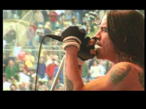 Red hot chili peppers-Free tibet.wmv