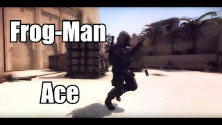 Counter Strike: Global Offensive - FragShow#70 - Frog-Man Mirage Ace