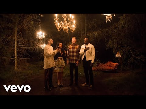 OFFICIAL VIDEO Away in a Manger Pentatonix