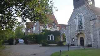 Beautiful Hurley Village Location for Midsomer Murders & Doctor Who