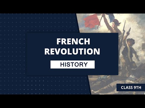 NCERT Solutions of Chapter 1 French Revolution | Class 9 History