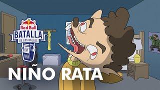 Niño Rata | Red Bull Batalla de los Gallos feat. Biscarrita