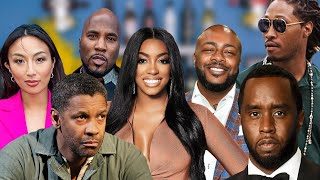 Exclusive | Diddy's Ex Cassie Marital TROUBLE, Future, Porsha & Dennis, RKelly, & $3000 Giveaway!