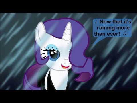 MLP Comic Dub - Under My Umbrella (Comedy)