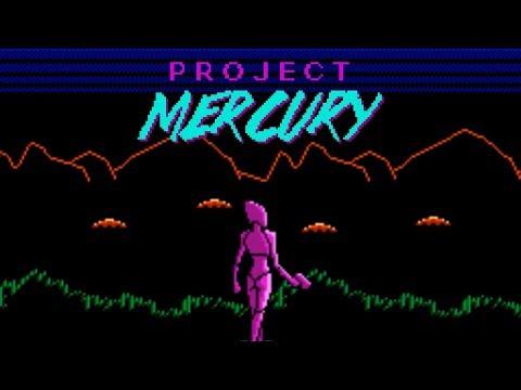 Project Mercury Launch Trailer