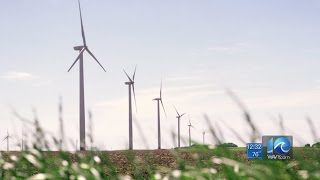 Big North Carolina wind farm would be first in US South