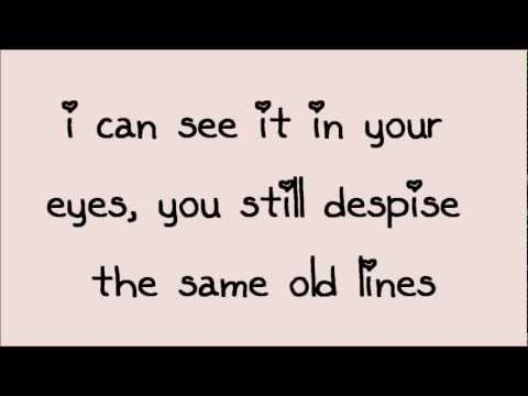 Glee  Somethin Stupid Lyrics HD