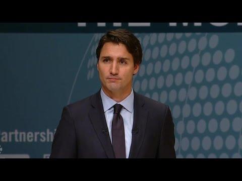 Trudeau: