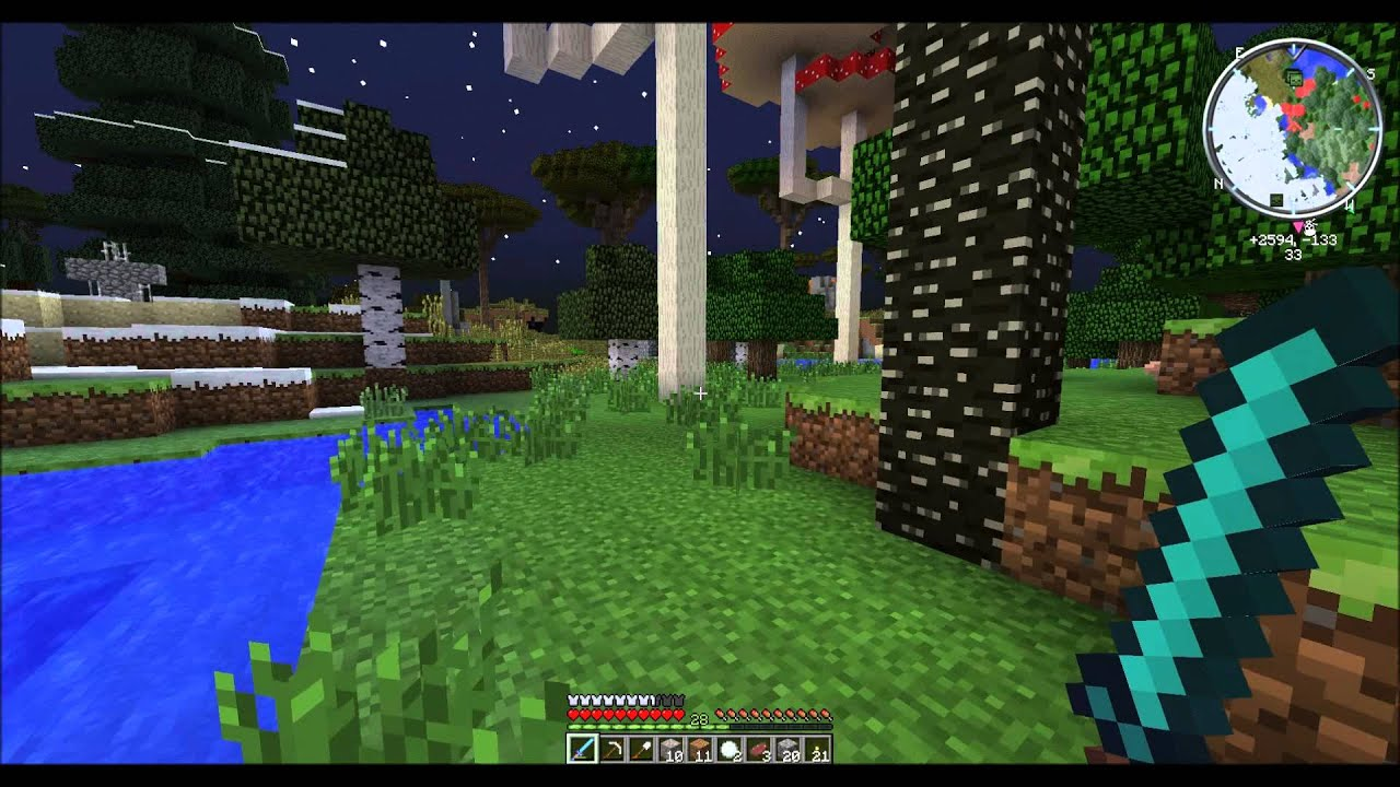 The thorns enchantment! Minecraft Blog