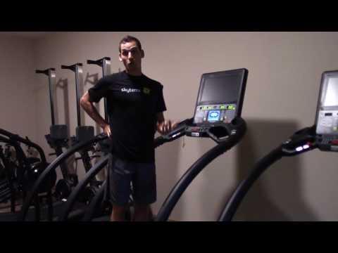 Treadmill Technique Avoid Holding On