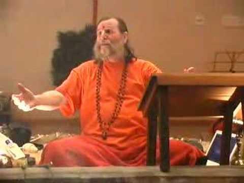 Swami Satyananda Saraswati tells a Hanuman Story