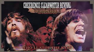 Creedence Clearwater Revival - Who'll Stop The Rain (Official Audio)