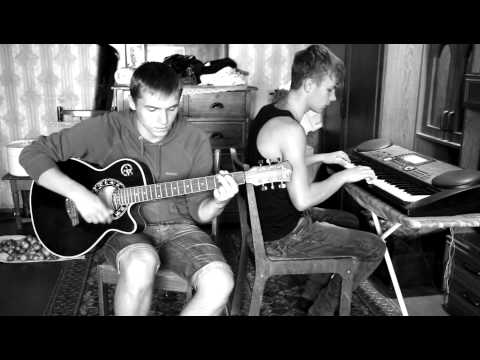 Гитара и пианино корни наперегонки с ветром
