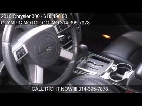 2010 Chrysler 300 S V6 4dr Sedan For Sale In Florissant