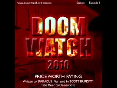 DOOMWATCH 2010 PART 1 OF 2