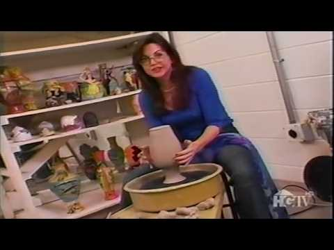 Kimberli's Pottery on HGTV's 'That's Clever!'