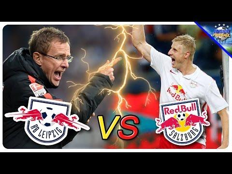 RB Salzburg vs RB Leipzig: Delegiert das Red Bull-Imperium Transfers? // Inside Football 7.9.16