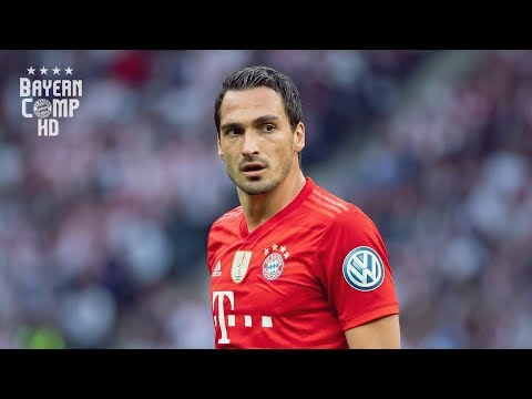Mats Hummels 2018/19 - Goodbye Bayern - World-Class Defensive Skills