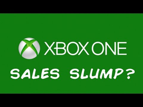 Xbox Sales Slump? - The Know