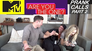 prank calling mtv are you the one part 2    zak longo