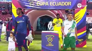 Resumen Liga De Quito 5 Alianza 1 Octavos De Final Vuelta - Copa Ecuador