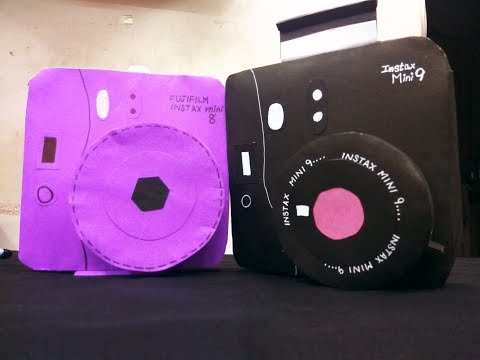 DIY INSTAX mini 8 CARD (FATHERS DAY SPECIAL)