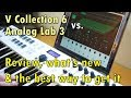 Arturia V Collection 6 vs Analog Lab 3: Review, what