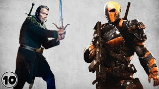 Top 10 Super Villains With The Best Fighting Technique