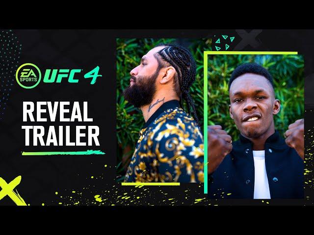 UFC 4 Official Reveal Trailer - EA SPORTS UFC
