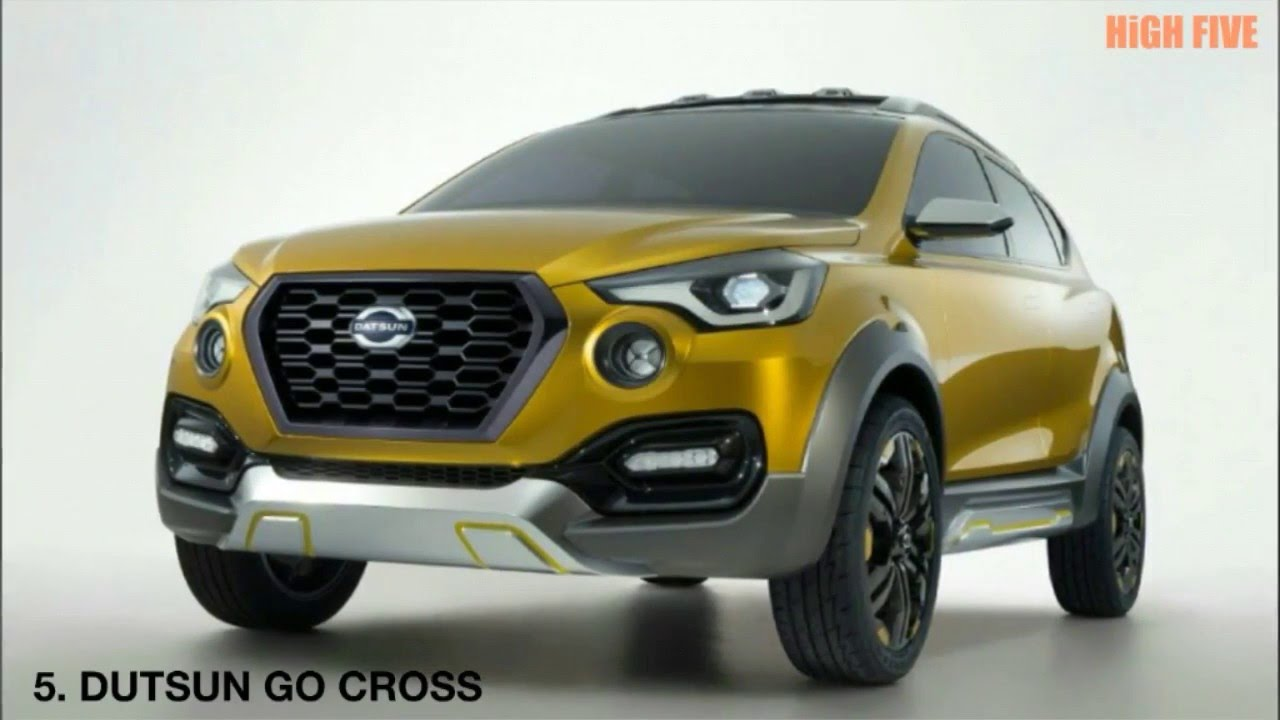Five Best Upcoming Crossover Compact Suv Cars In India Youtube