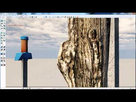 Sign Post Project: Part 5- Importing into Unreal Tutorial