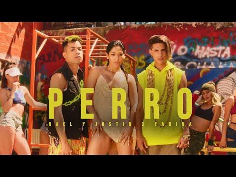 Nael y Justin x Farina – Perro (Letra)