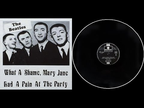 What A Shame, Mary Jane Had A Pain At The Party Take 4&5