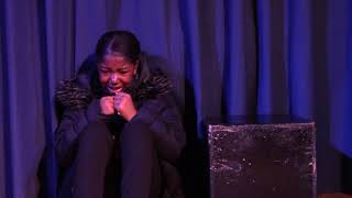 Writing Wrongs: 'Trapped' written and performed by LianneLee