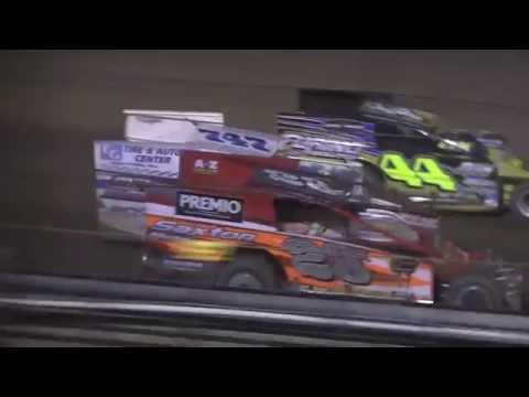 New Egypt Speedway part of Modified Feature June 18, 2016 Pt. 1