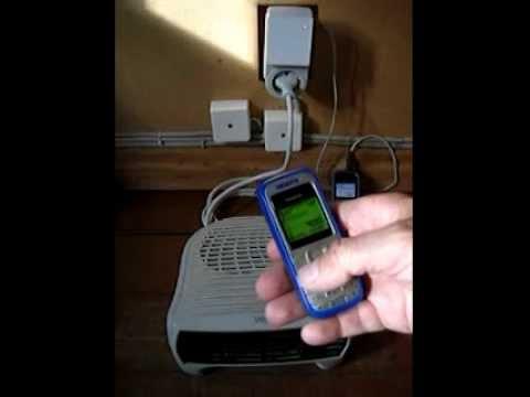 Радиовыключатель своими руками из старого мобильного телефона