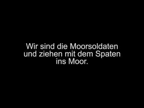 Hannes Wader - Moorsoldaten (&lyrics)