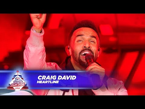 Craig David - 'Heartline' - (Live At Capital's Jingle Bell Ball 2017)