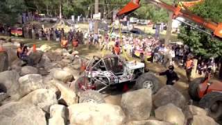 Tuff Truck Challenge 2016 - TEAM ANABOLIC on Devil's Marbles