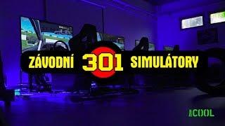 COOLfeed: Nejdrsnější závodní simulátory