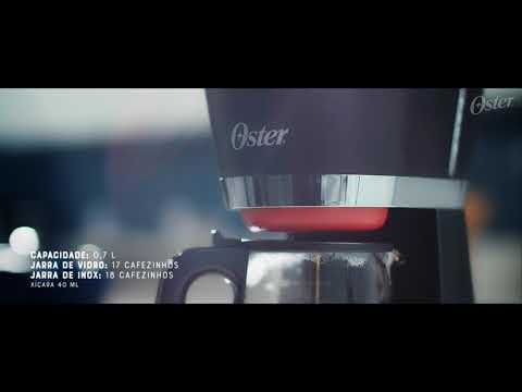 Cafeteiras Oster® Black