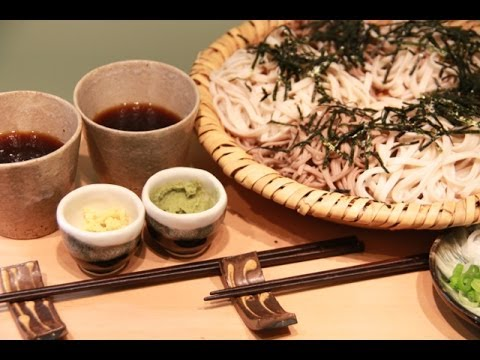 How To Make: Zaru Udon/Soba Noodles with Tsuyu Broth - Clearspring Organic Recipe