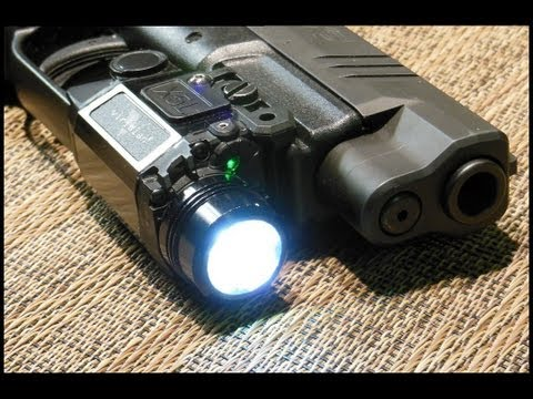 Viridian X5L Gen 2 - Green Laser & LED Weapon Light - Review