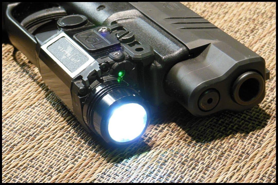 Viridian X5l Gen 2 Green Laser Amp Led Weapon Light