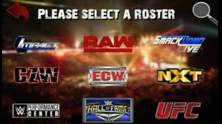 WR2D WWE Mod Android  Descarga Download