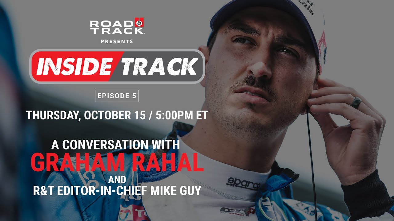 INSIDE TRACK | Episode 5 - Graham Rahal