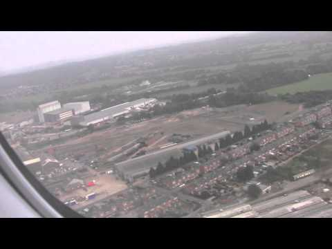 Take-off from Southampton Airport, Hampshire, England - 14th September, 2014