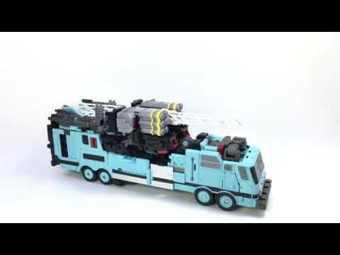 Make Toys - MTCM-04C VULCAN