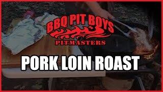 Bbq Pork Loin Roast Recipe